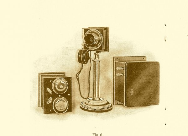 Best of The Rest | Old Telephones