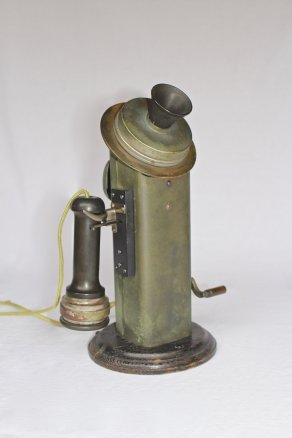 1894 Stromberg-Carlson Telephone Manufacturing Company 1894 model no. 1