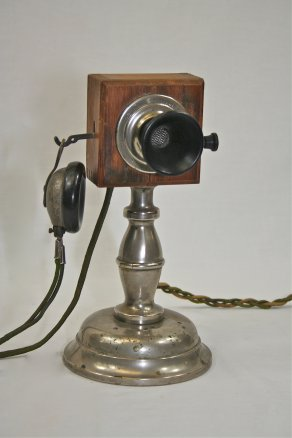 1897 General Telephone potbelly